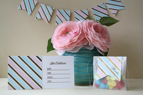 Clear & Simple Stamps~Party Hop