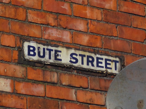 Bute Street, Stockton