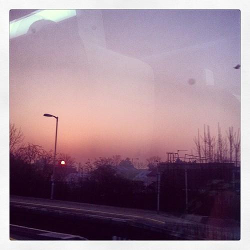 Oh hai, sun! #sunrise