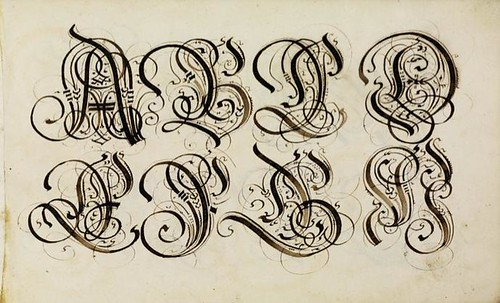Johann Hering Calligraphy 3