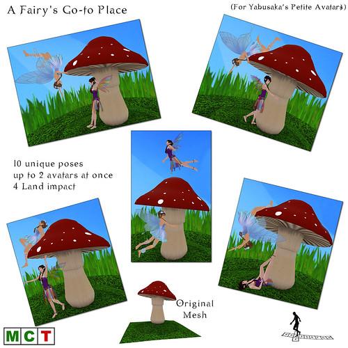 A Fairys Go-to Place-Petite