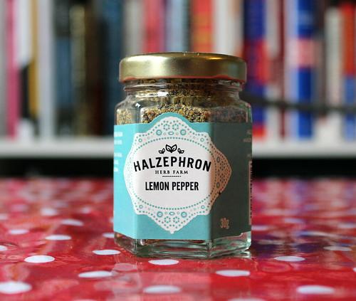 Halzephron Lemon Pepper