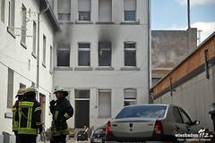 Küchenbrand Hellmundstr 01.04.13