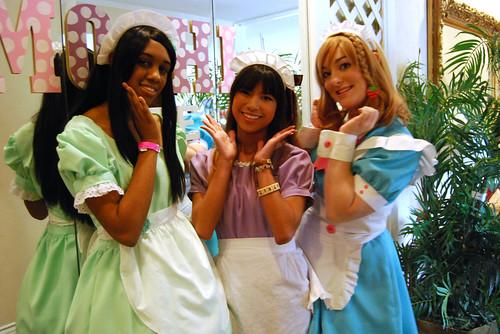 Mochi Maids