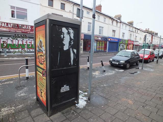 Lembo Street Art, Canton, Cardiff