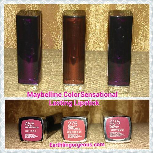 Maybelline Color Sensational Lasting Lipstick