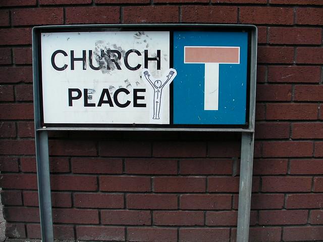 Street Signs, Cardiff
