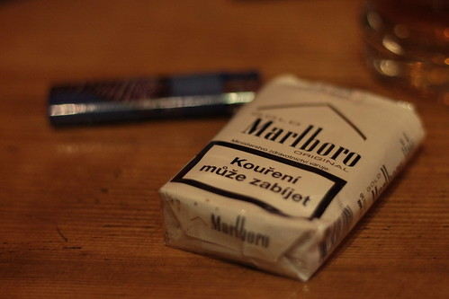 Kouření může zabíjet
