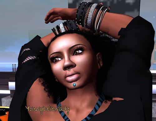 Delirium Style Medusa Gift- Facial Piercings & Bracelets