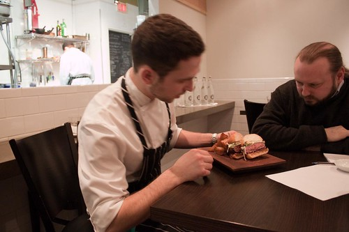 Studying Plating - Chefs #LoveCDNBeef - unsweetened.ca