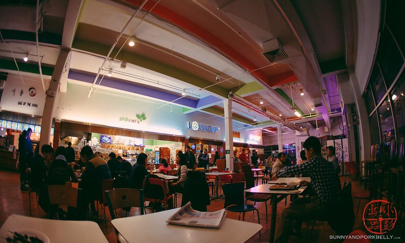 Super  Allston Ma Food Court