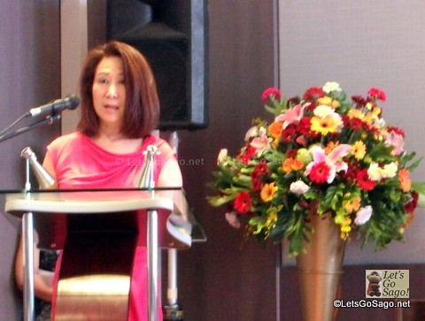 Elizabeth Sy, President, SM Hotels & COnventions