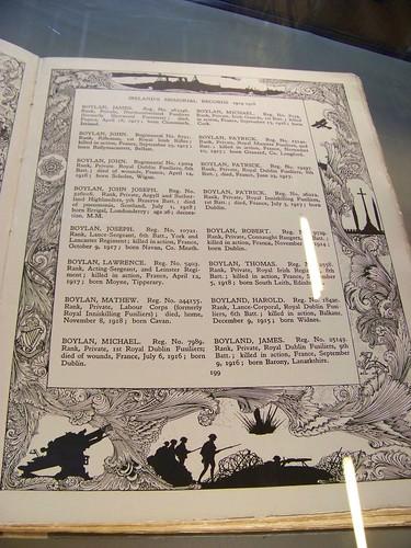 Ireland's National War Records 1914-18 (4)
