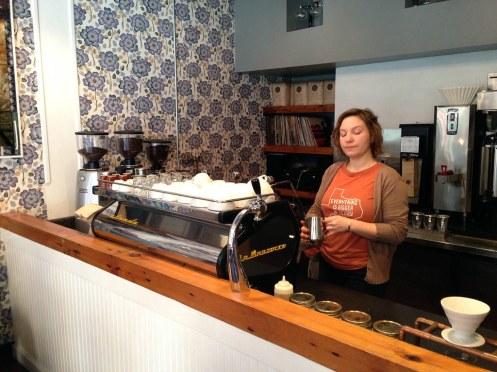 Culture Espresso La Marzocco Strada! MP?