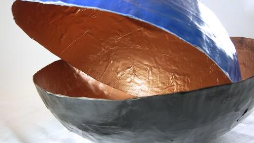 Papier Mache Bowls 44