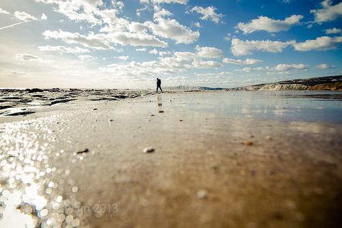 Isle of Wight Beach Walk