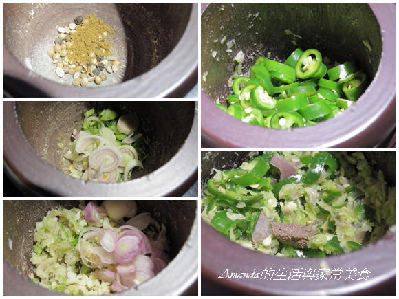 綠咖哩雞 (2)