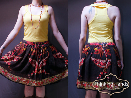 Skirt India