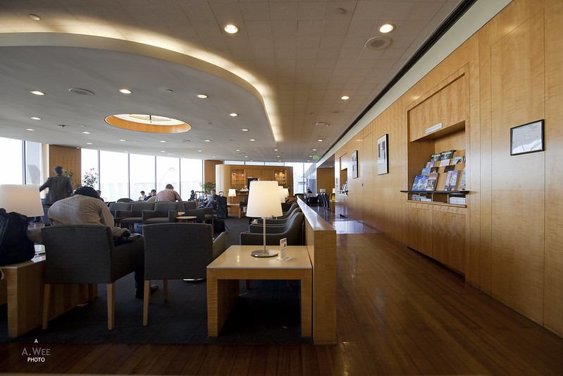 United Club at Los Angeles
