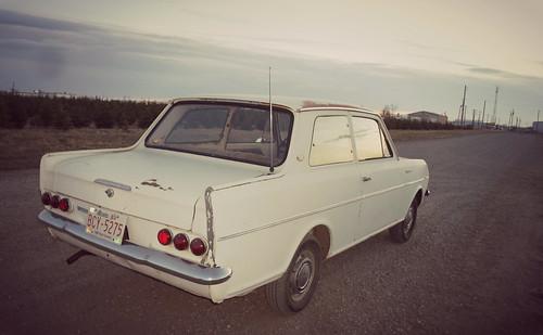 1965 Envoy Epic rear