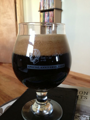 Jackie Brown: My Chocolate Maple Porter