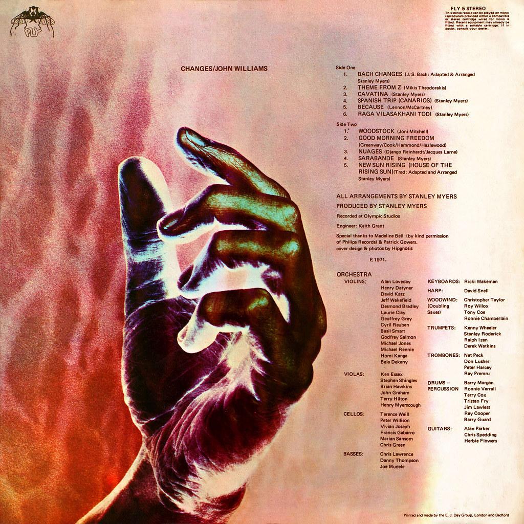 John Williams - Changes