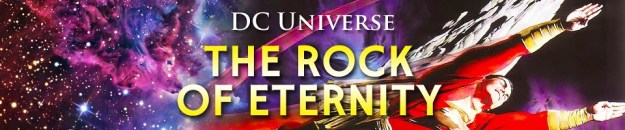 DC Universe: The Rock of Eternity: The Five Earths Project