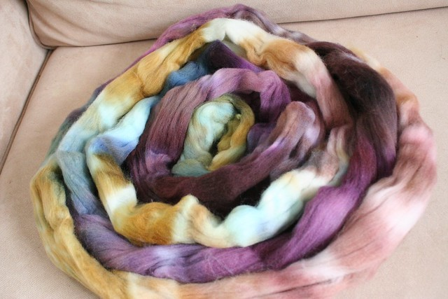 fiber :: Hello Yarn Polwarth