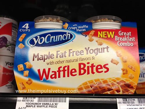 YoCrunch Waffle Bites