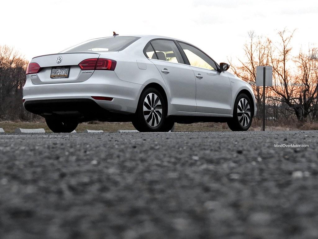 VW Jetta Hybrid