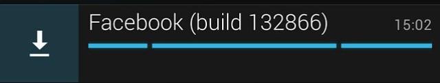 Facebook (build 132866)