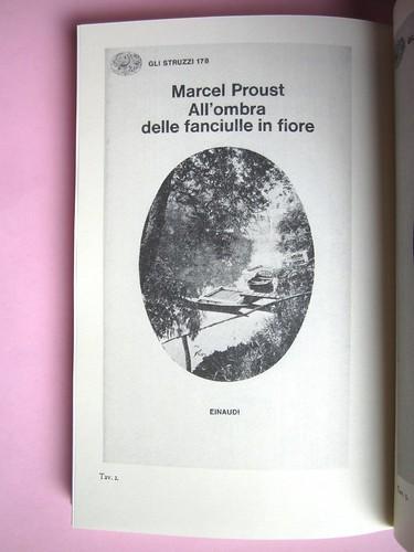 Proust e gli oggetti, a cura di G. G. Greco, S. Martina, M. Piazza. Le Cáriti Editore 2012. Impaginazione e grafica: DMD. Tavola 2 (part.), 1