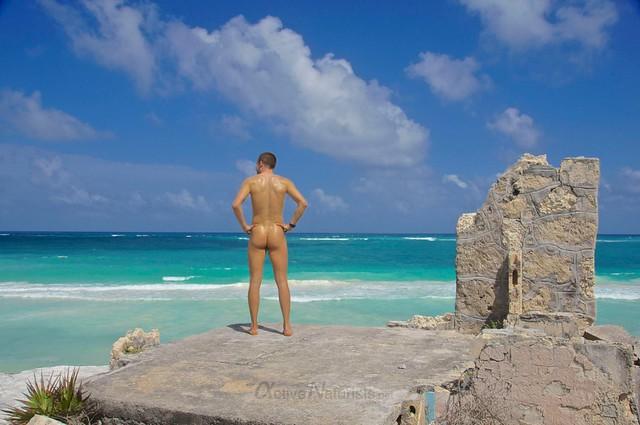 naturist 0006 Tulum, Quintana Roo, Mexico