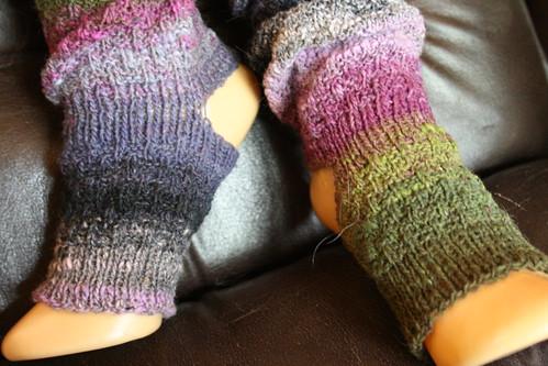 Yoga/Pedi Socks