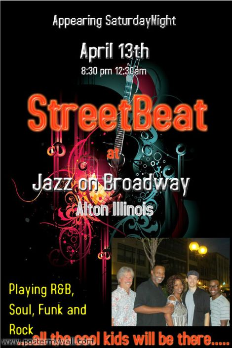 StreetBeat 4-13-13