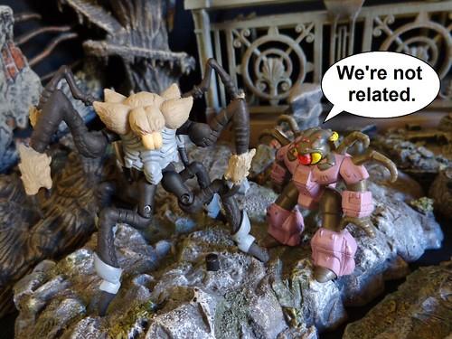 Battle Beast Vs. Battle Beast