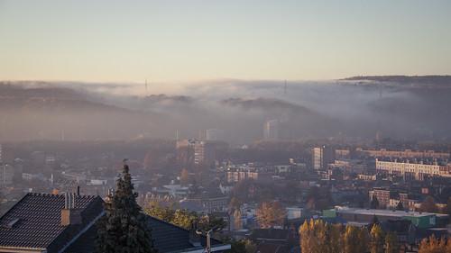 Over the Hill (Liège, Belgique) - Photo : Gilderic