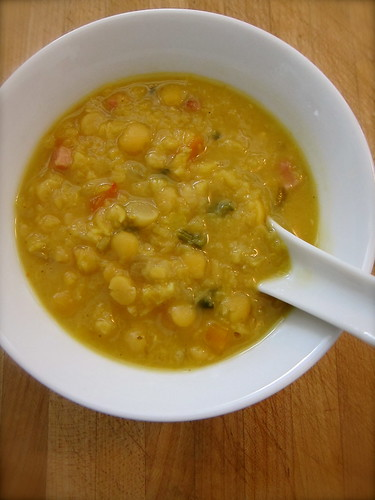 Lemon Lentil Soup