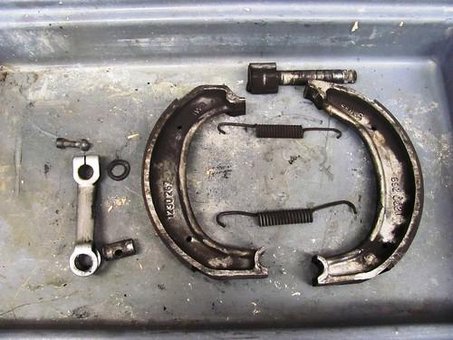 Brake Assembly Parts