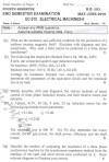 DTU Question Papers 2010 – 4 Semester - End Sem - EC-215