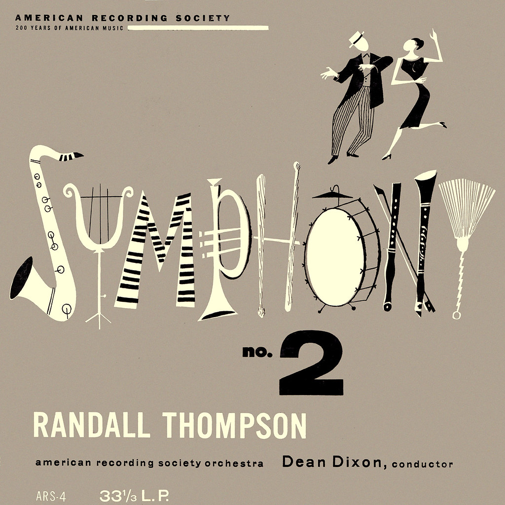 Randall Thompson - Symphony No 2