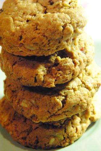 muesli cookies breakfast