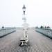 Penarth Pier in the Fog