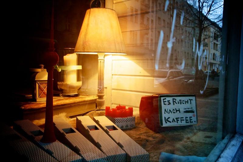 Es Riecht Nach Kaffee