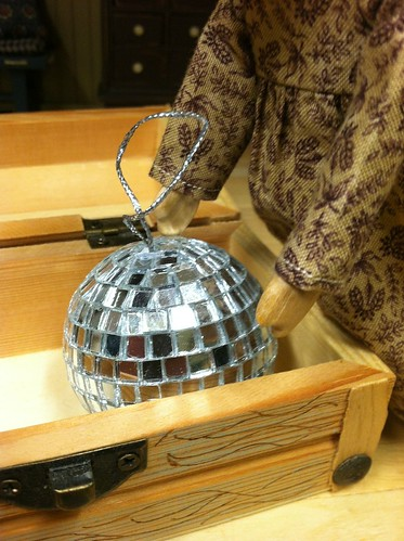 Mirror ball(s) are so much FUN!