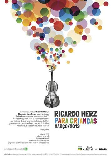 cartaz Para Crianças Itaú Cultural