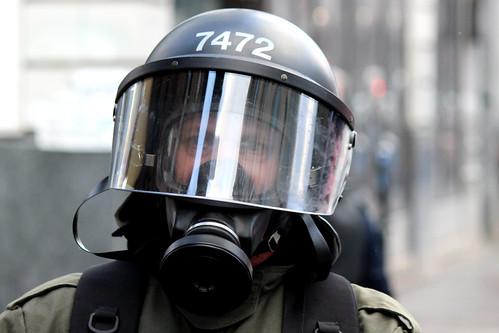 2013-03-15 - #manifencours Journée Internationale Contre La Brutalité Policière