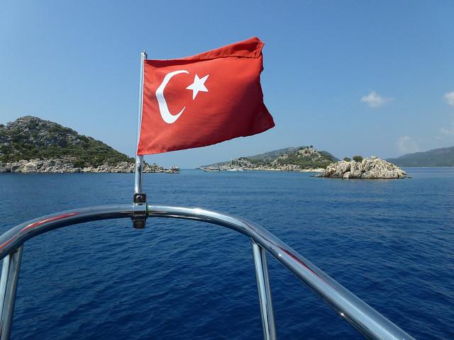Turquie - jour 8 - Baie de Kekova - 47
