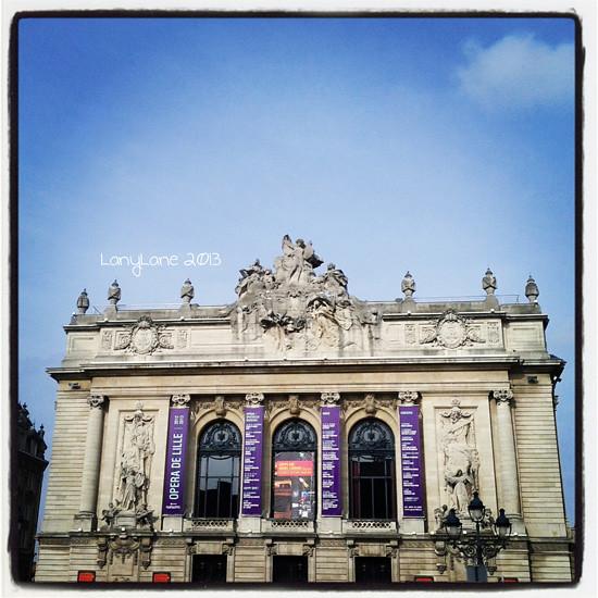 L'opéra de Lille