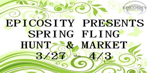 Spring Fling Hunt & Market